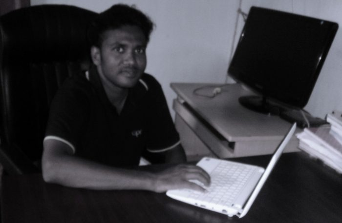 Office in Mahbub Rahman
